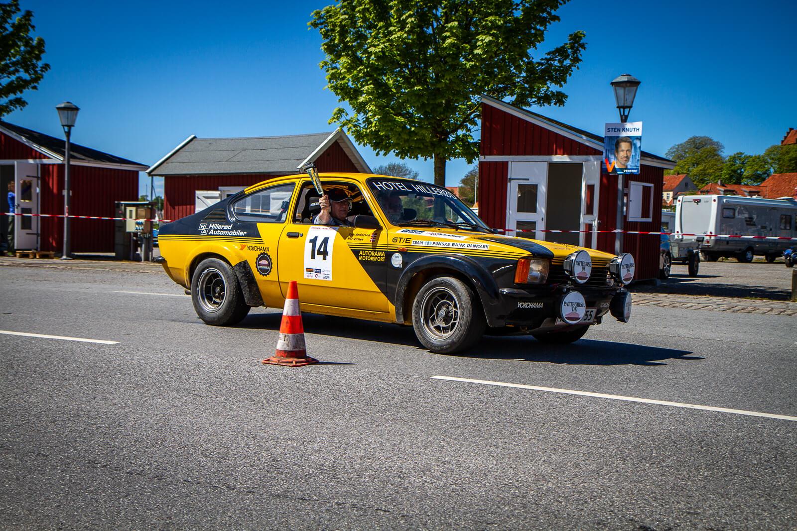 Historic Viking Rally 2019, FDM Classic 2