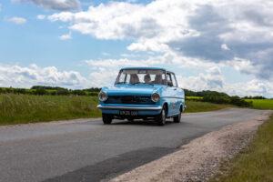 Fotografering Klassisk Køretur Sorø
