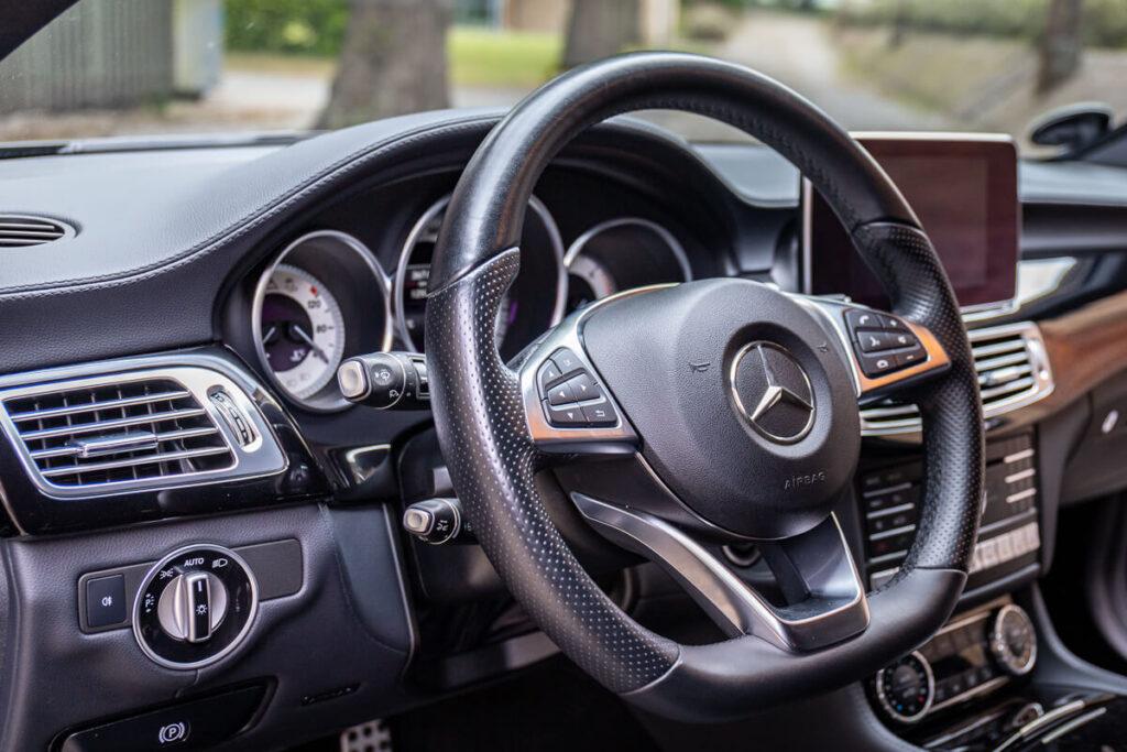 Mercedes fotografering i Slagelse