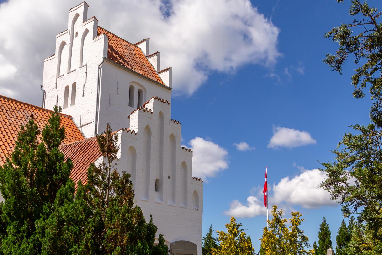 Kirke i Slagelse