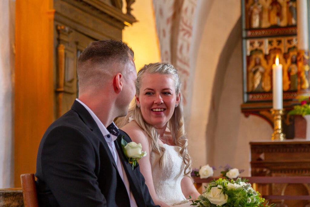 Bryllupsfoto i Slagelse