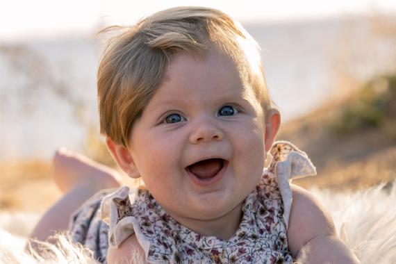 Børn og baby fotografering i Slagelse