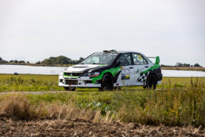 Mikkel Schlüter - Mitsubishi EVO