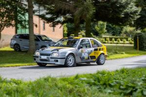 Erik Borel - Opel Kadett GSI