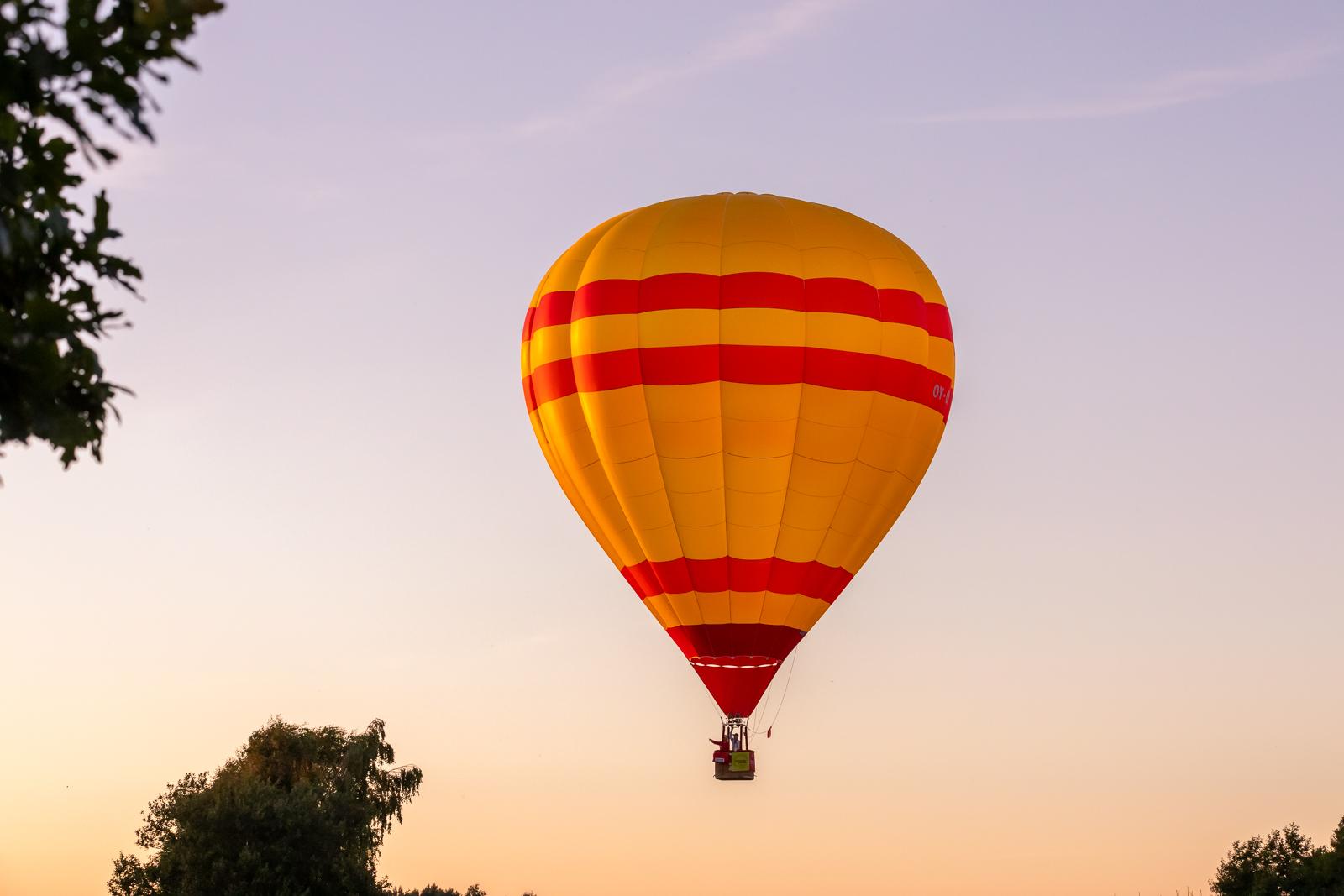DM i ballonflyvning