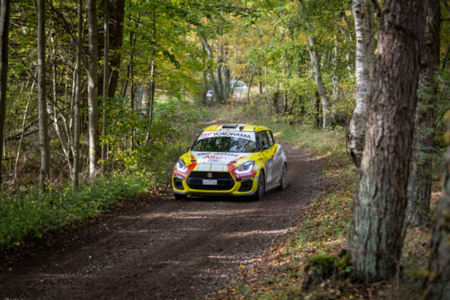 DM Rally Suzuki Motorsport