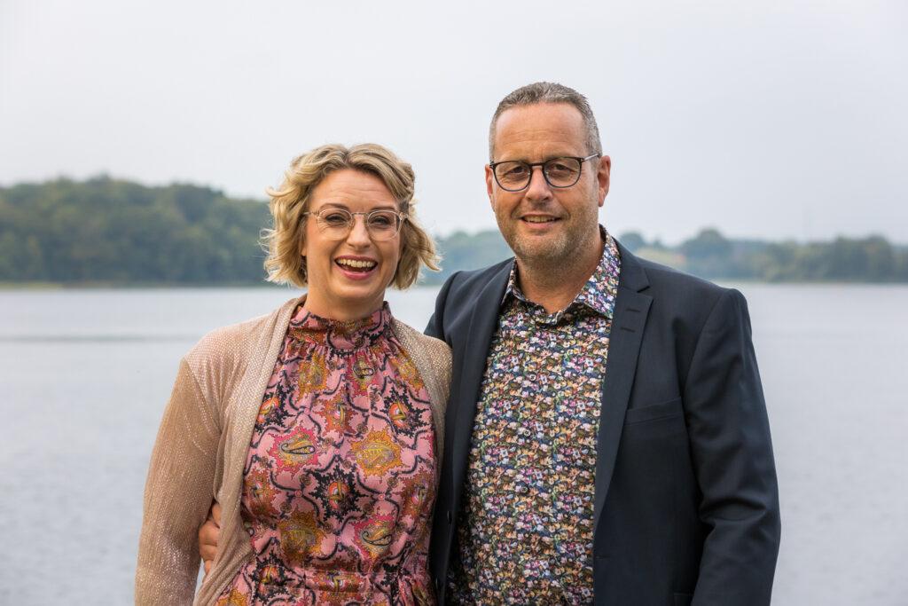 Brudepar Henrik & Birgit