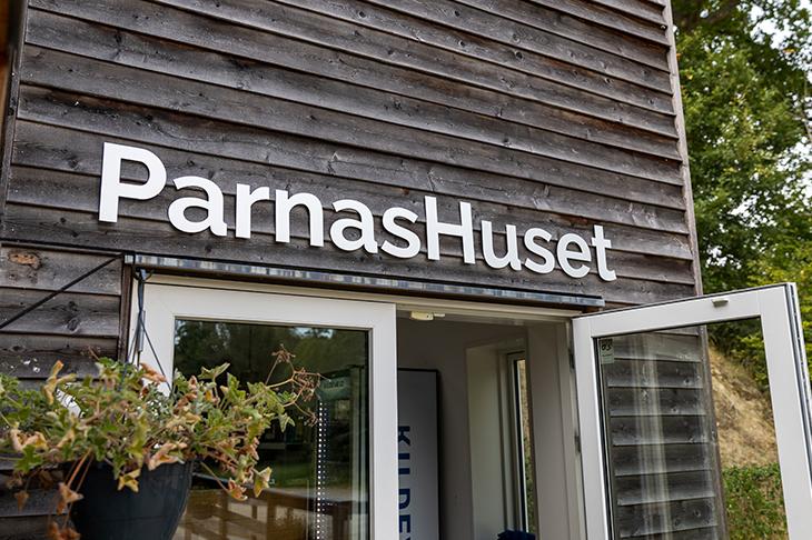 Bryllupsfotografering Parnas i Sorø